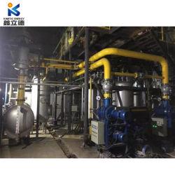 Installatie van het Recycling van de Olie van de Motor van het Afval van de Regeneratie van de Machine van de Raffinage van de diesel de Zwarte