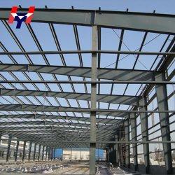Entrepôt préfabriqué Structure en acier léger pour la vente