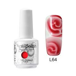 Nail Art Design DIY 15ml 8 couleurs Flower Blossom polonais de gel