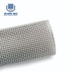 Filtro de acero inoxidable tubo para la industria química