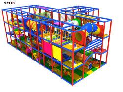 Una buena calidad Ce productos Parque de atracciones para niños juegos de lucha contra los niños se desvanecen patio interior
