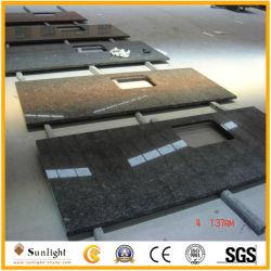 Brasil Green Verde Ubatuba Granite Countertops for Kitchen/ バスルーム / ホテル