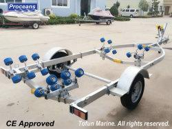 Rimorchio della barca per 5.8 tester di barca