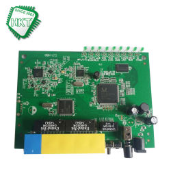 O fabricante da placa de circuito eletrônico PCBA SMT PCBA router WiFi