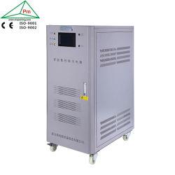Économies d'énergie haute précision de 120kVA trois phase SBW/Zbw/SVC/SCR Régulateurs de tension automatique d'alimentation CA