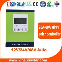 regolatore solare solare della carica del sistema MPPT di alimentazione in ingresso di entrata di 12V PV