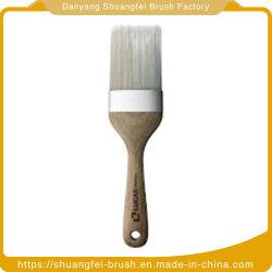 熱い販売の自然な沸かされた剛毛の絵筆