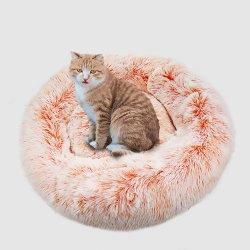 سرير سوبر دووت دونا دافئ دافئ للحيوانات الأليفة