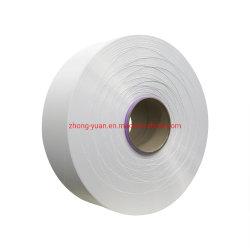 Los hilados de filamentos de poliéster reciclado de hilo para tejer y tejer