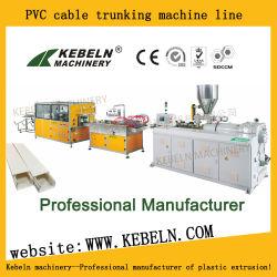 기계를 만드는 PVC 케이블 중계 밀어남 기계 PVC 케이블 쟁반