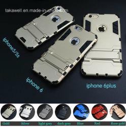 A China por grosso OEM de alta qualidade o Homem de Ferro Armor caso para iPhone 6/7/8/X/6s/Xr/XS/Xsmax cobertura de celular