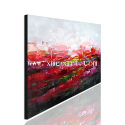 Pittura a olio astratta su Canvas per Decor (New-554)