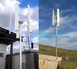 2kw 수직 바람 발전기 바람 선반 수직 축선 바람 터빈