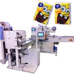 Recuento automático maquinaria de embalaje de papel tejido Facial