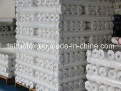 100% polyester 210T taffetas de tissu à doublure pour vêtements