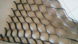 Stabilisateur de gravier en plastique pour la pente de la protection de géocellules en HDPE