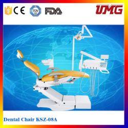 Presidenza dentale del paziente di di gestione degli strumenti del dentista