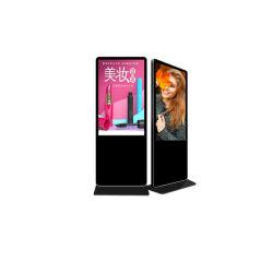 65 polegadas LCD de controlo remoto WiFi Android Publicidade Visor Digital Signage