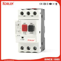 Micro interruptor Arrancador con disyuntor Protección Kns12