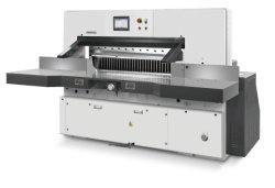 Taglierina di carta resistente idraulica ad alta velocità di controllo di programma (78K)
