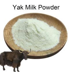 Coffre-fort Yak lait mâche ingrédients avec l'ISO et la certification HACCP