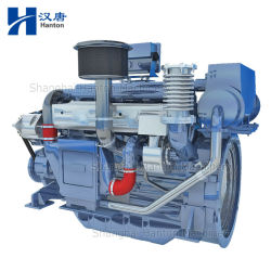 Deutz WP6C 226 B морских дизельных двигателя двигатель с коробкой передач для лодки судна