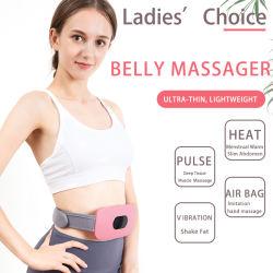 Hezheng Vibratore Slimming Massaggio dispositivo di rilievo dolore Back Massager Riscaldamento cinghia cinghia addominale cinghia mestruale