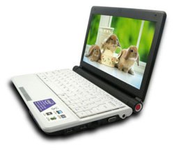Populares Mini NETBOOK Laptop (N01N)