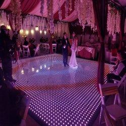 Voyant d'effets vidéo de mariage de plancher de danse pour la vente