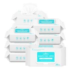 L'EPA a approuvé un logo personnalisé 20 PCS Anti bactérienne lingettes féminin Les femmes intime lingettes humides