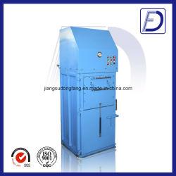 Caixa de papelão Resíduos de papel prensa enfardadeira máquina de reciclagem