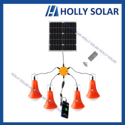 Ampoule Lumière d'accueil de la lampe solaire pour l'extérieur et de l'utilisation domestique
