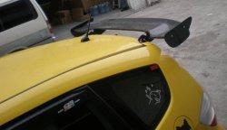 Js guarda-lamas do deflector de Honda Jazz Aplicar/2008+