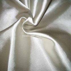 SGS Tecido acetinado de poliéster para Tabela/Tampa da Cadeira de pano em casamento/Banquete no hotel igreja ou na praia.