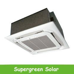 climatiseur solaire hybride cassette (fabrication&l'usine)