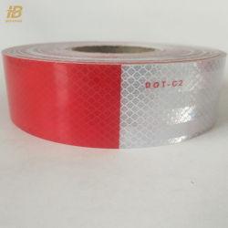 Hallo Sicherheits-Augenfälligkeit-Mikrobänder der Kraft-DOT-C2 prismatische reflektierende