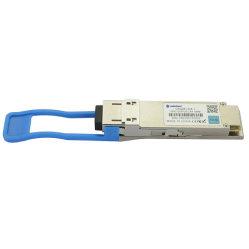 100gbase-Lr4 Qsfp28 1310nm 10km Dom de Optische Module van de Zendontvanger voor de Schakelaars van Cisco