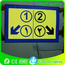 Sinais intermitentes eletroluminescentes, EL Flahing Film Board