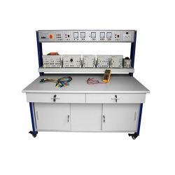 Trafo Training Workbench Equipo educativo Ingeniería eléctrica Laboratorio/Equipo de entrenamiento para Universidad
