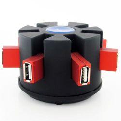 USB Docking con 7 Ports