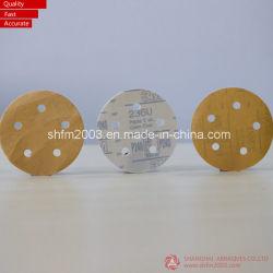236u lixa abrasiva/disco de Velcro abrasivos