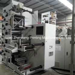 Flexographische Farbe der Drucken-Maschinen-6 für Kennsatz-thermisches Papier-medizinisches Papier