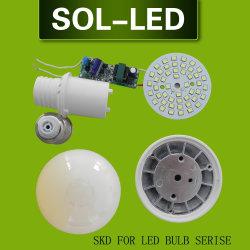 12W 15W 18W 20W Ampoule LED SKD