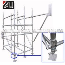 Systeem van de Steiger Cuplock van het staal het Tubulaire (CS2500)