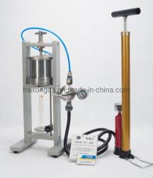 Model zns-5A API Standaard de filterpers van de laboratorium lage druk