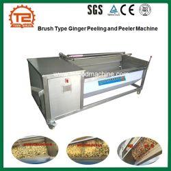 Тип щетки имбирь картофеля маниок шайбу и стиральная машина с заводская цена
