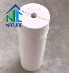 tubo del silicato del calcio di spessore di 10-100mm, ASTM C533 per l'isolamento del serbatoio, strato a fibra rinforzata Amianto-Libero, scheda del metasilicato del calcio/tubo del silicato del calcio
