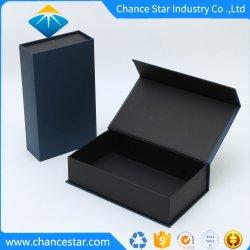 Papier d'impression personnalisée de l'emballage carton Cosmetics case de fermeture magnétique