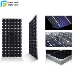 Panel Solar de 250W de Células Solares Mono para el Sistema de Energía Solar