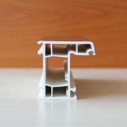 Profilo di legno del PVC del blocco per grafici di portello della finestra di profilo di buona prestazione UPVC del PVC dei fornitori interni aperti della finestra U